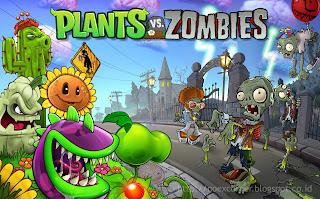 Game Plant vs Zombie