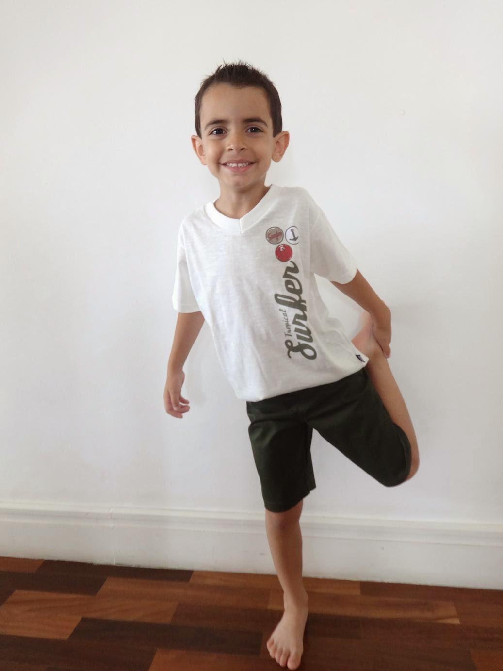Mãe Sem Frescura - Moda para Crianças - Looks para Meninos Elian – Coleção Tropical