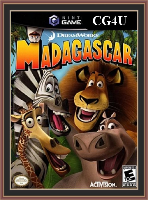 Madagascar Games Online