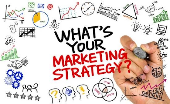menyiapkan strategi pemasaran