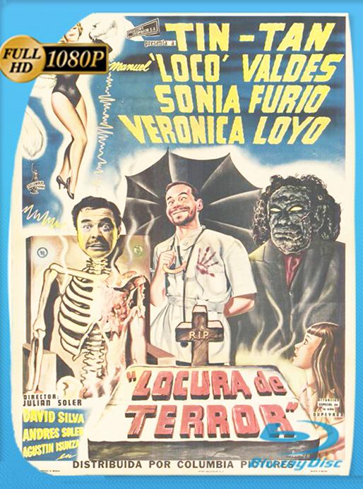Tin Tin Locura de terror (1961) HD [1080p] Latino [GoogleDrive] MacacoupHD