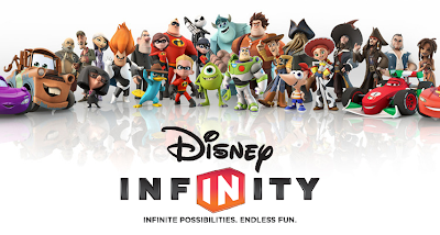 Disney infinity children's games