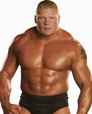 Brock Lesnar Body Diet
