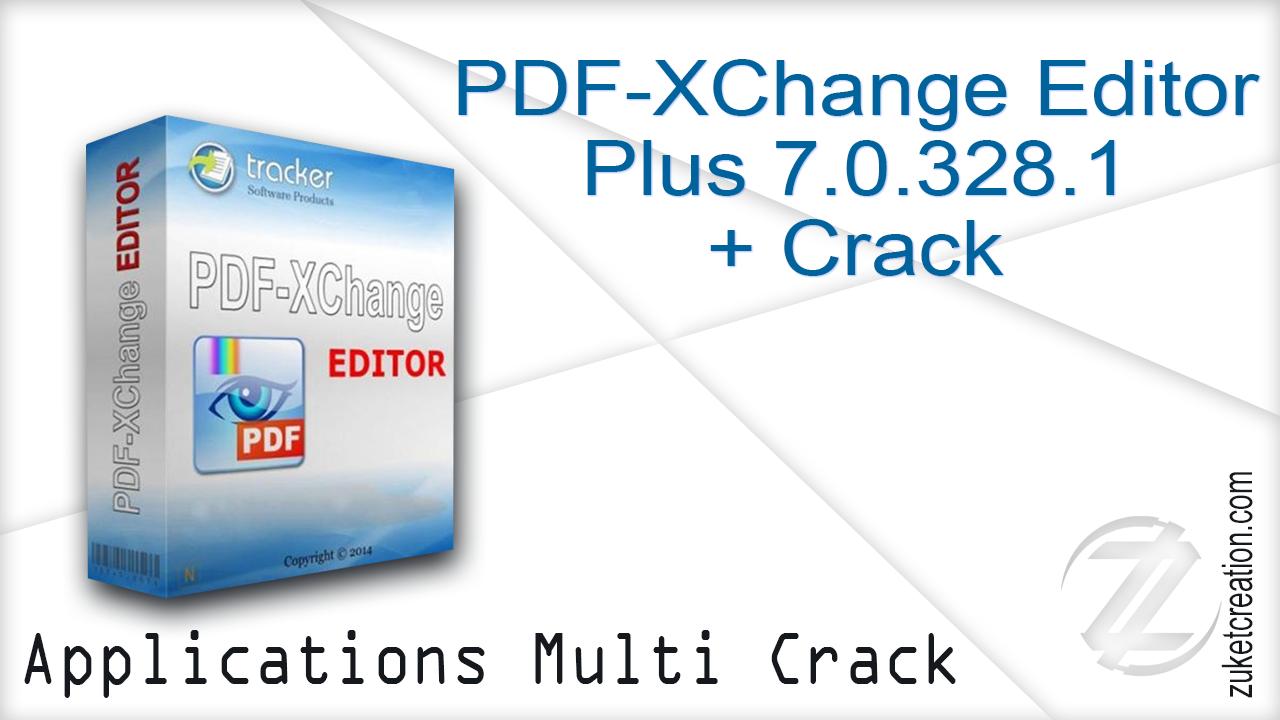 Crack pdf xchange