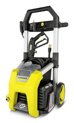 Electric Pressure Washer: Karcher K1700