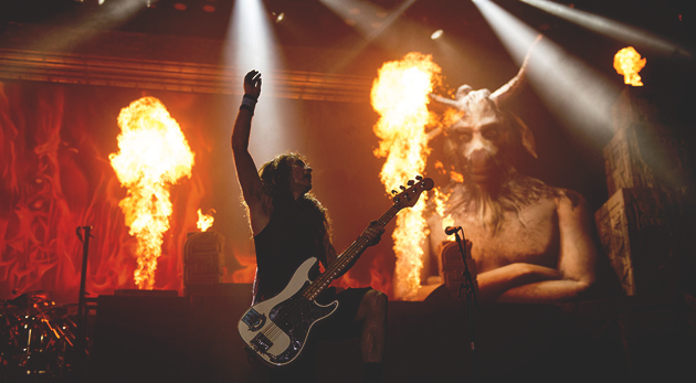 Iron Maiden 2018