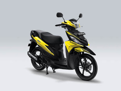 Suzuki Address Playful Bakal Laris Manis Menjelang Lebaran 2017