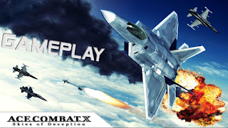DOWNLOAD Ace Combat X - Skies of Deception (Europe) PSP ISO Game For Android - www.pollogames.com
