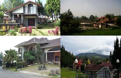 Villa Paket Liburan Lebaran Idul Fitri Di Lembang