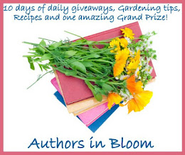 Authors In Bloom Giveaway Hop/Enter to Win A Nook/Enter to Win a Kindle!