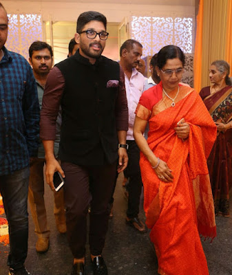 allu-arjun-mother-nirmala-allu-shyam-prasad-reddy-daughter-maithri-wedding