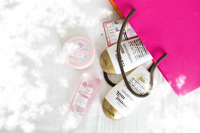 Giveaway, concours, london, blog, christmas, noël, boots, soap & glory, ogx