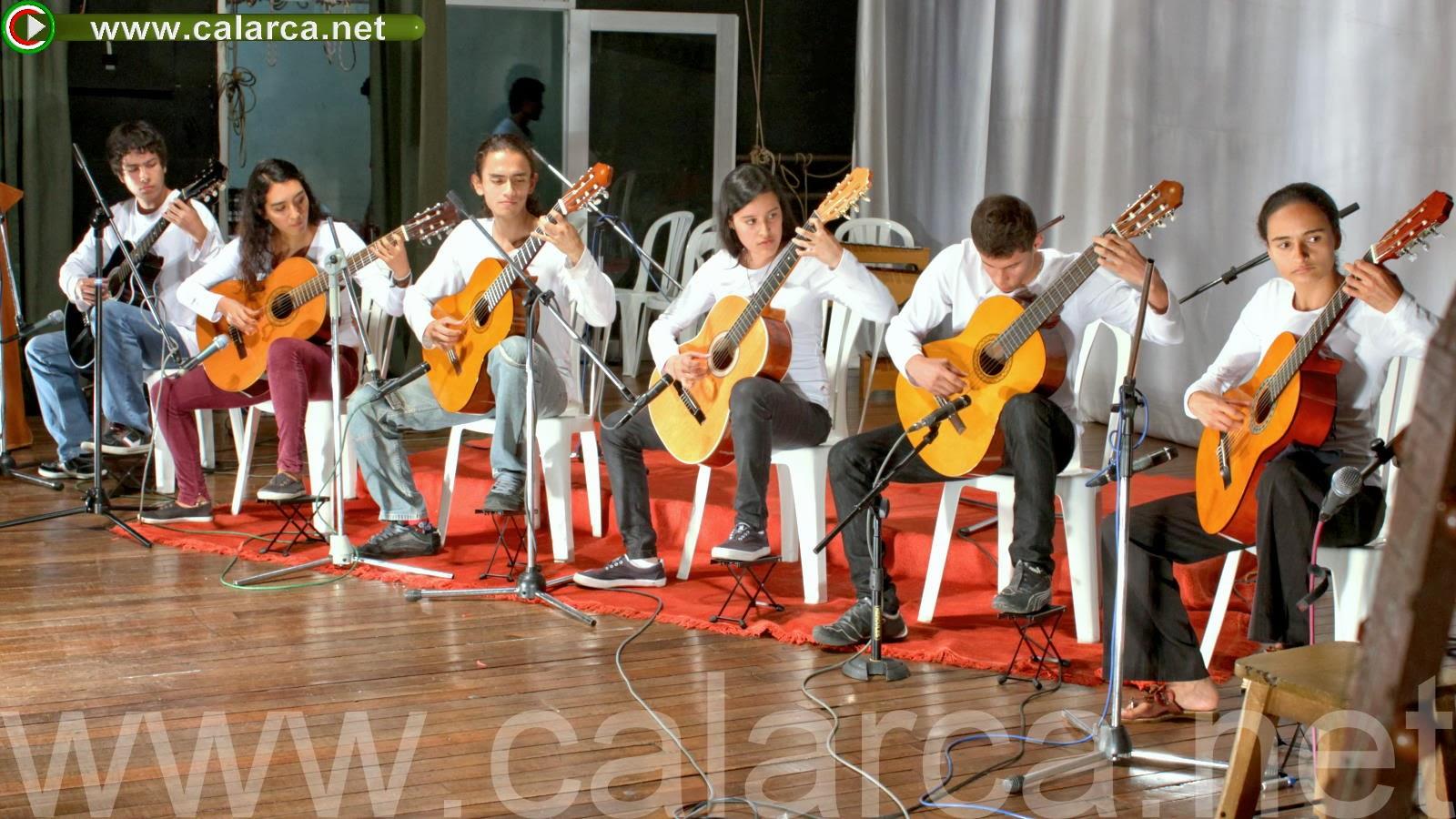Grupo 6 de guitarra