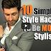 10 tips για να είσαι more stylish από τον youtuber Alpha M