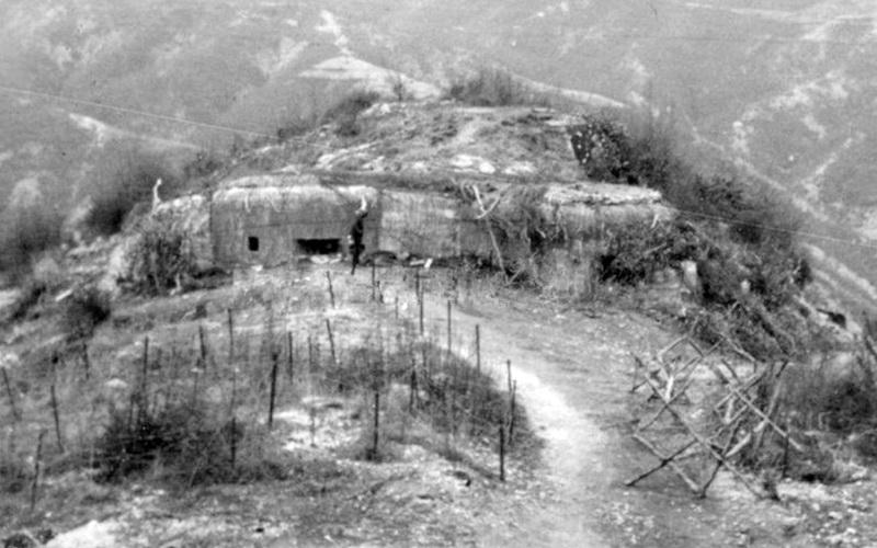 6 Απριλίου 1941: Τα Οχυρά Εχίνου και Νυμφαίας της Θράκης κατά τη γερμανική εισβολή