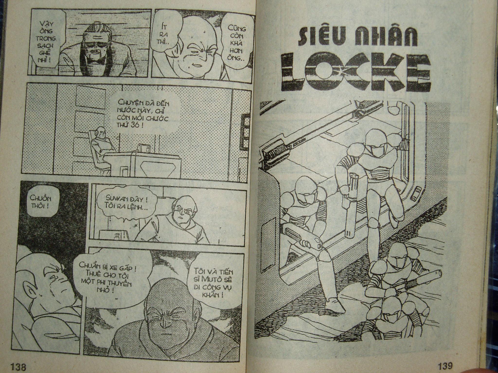 Siêu nhân Locke vol 14 trang 69