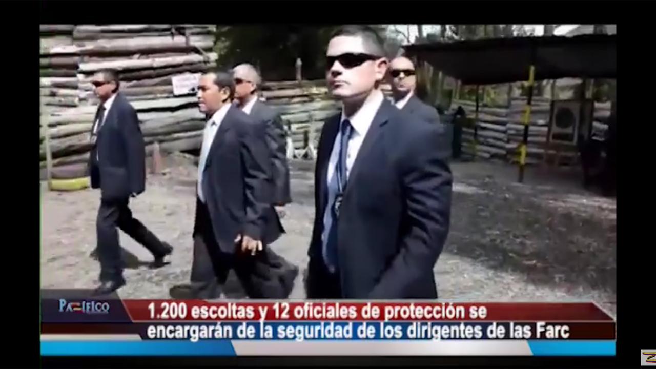 Gobierno expidió decreto que vincula a 1.200 escoltas para protección de líderes guerrilleros