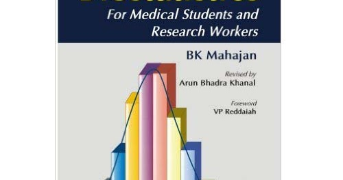 BK MAHAJAN BIOSTATISTICS FREE DOWNLOAD