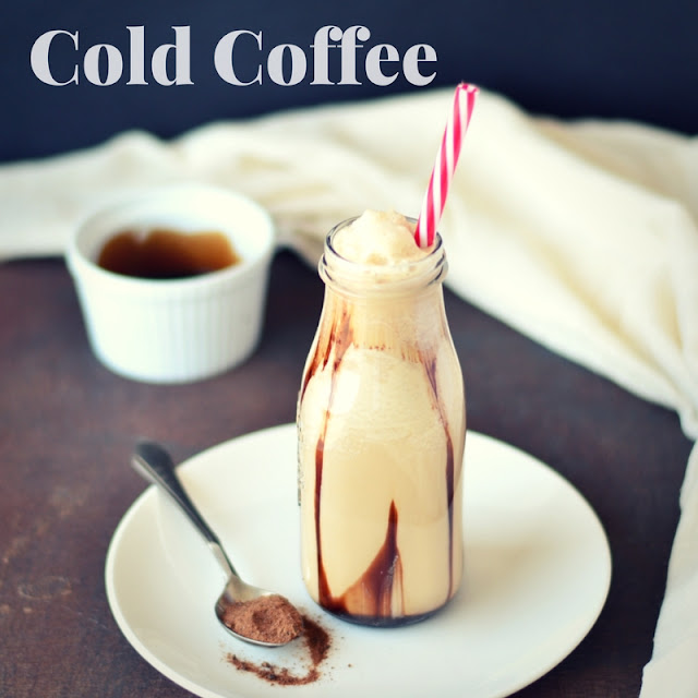 Cold Coffee Recipe | Cafe Style Creamy Cold Coffee | How to Make CCD Style Cold Coffee at Home