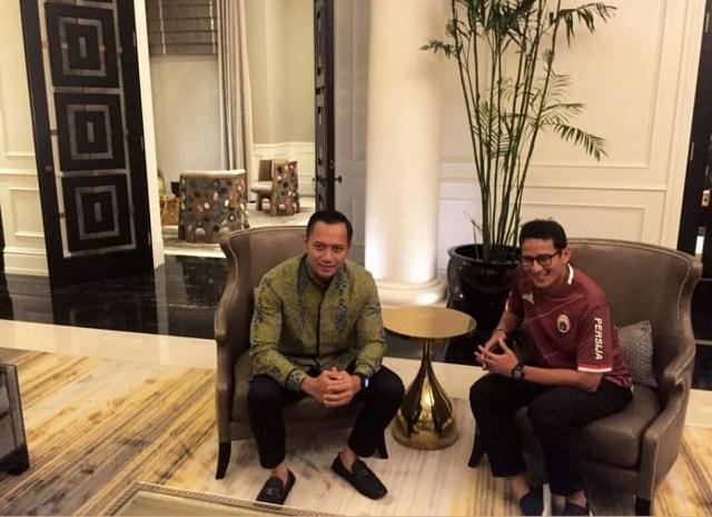 Inikah Sinyal PKS Restui Prabowo – AHY?