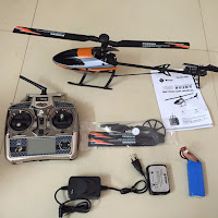 Wltoys V950 Brushless Rc Helicopter Unboxing