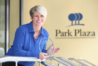 Julie Monkley, PA Award Winner 2011, Park Plaza Cardiff