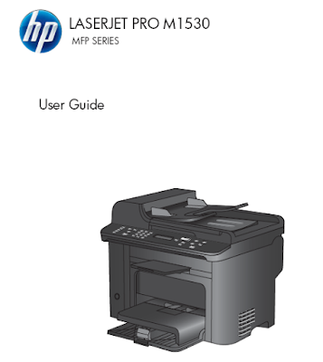 HP LASERJET PRO M1530 USER MANUAL
