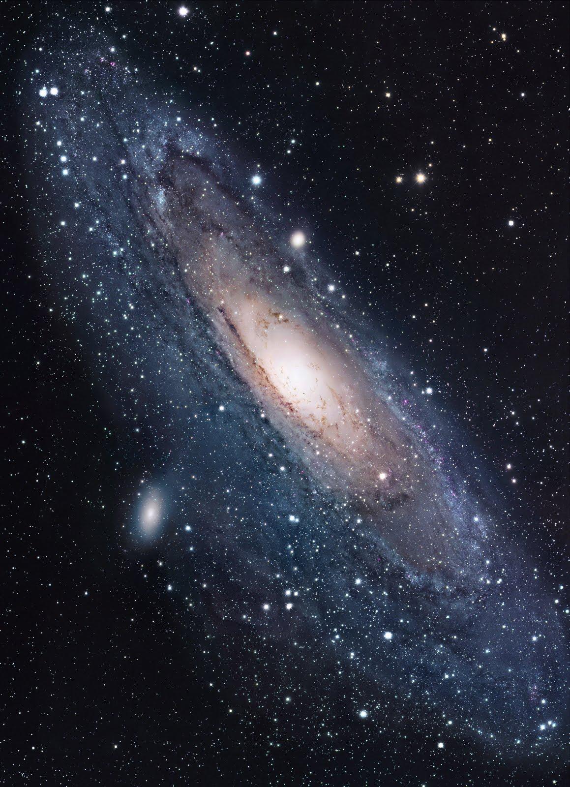 Andromina Significado mensaje de la galaxia de andrómeda; su cociente de luz