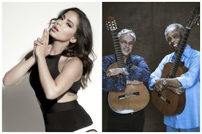 Anitta and Two Other Musical Icons of Brazil to Perform at Rio