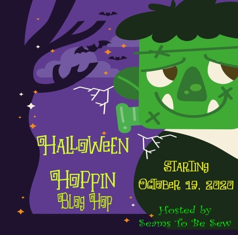 Halloween Hoppers Blog Hop