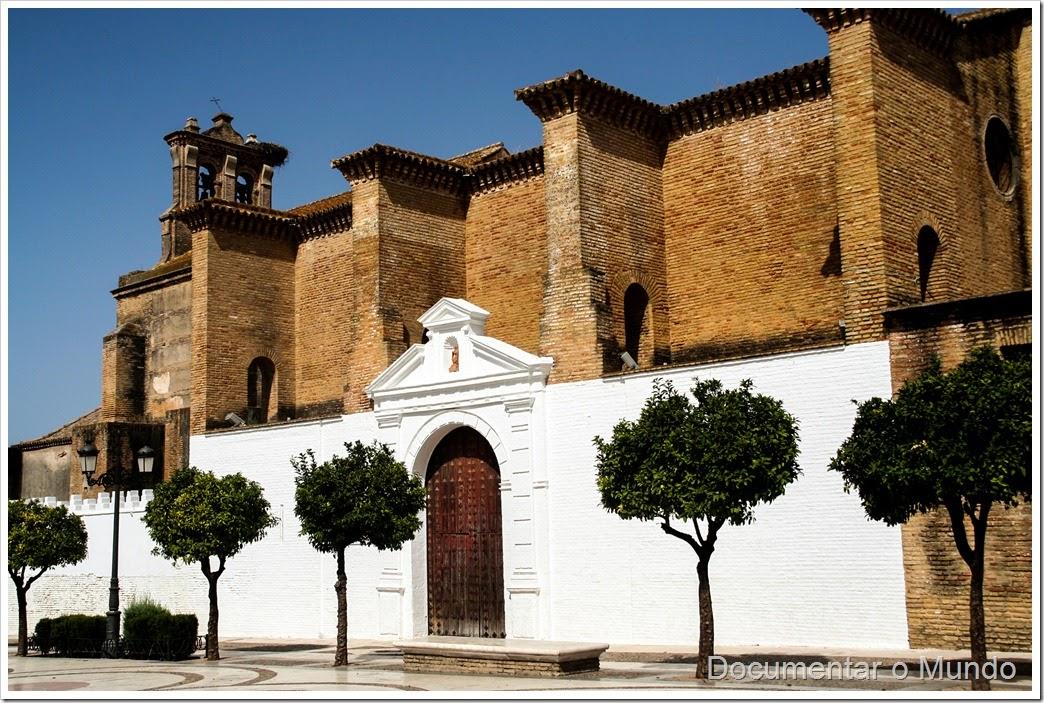 Lugares Colombinos, Mosteiro de Santa Clara, Moguer, Espanha