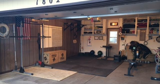 Ready to open that Garage Gym?