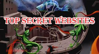 Top Secret Websites