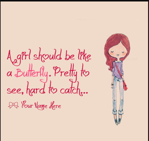 Cute profile pictures with quotes for girls