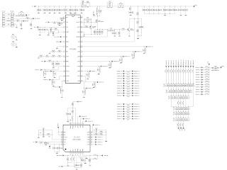 Electro help: SHARP LC-22DV510