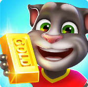 Talking Tom Gold Run Mod Apk v1.6.0.46 Unlimited Gold Bars & More