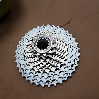 Sprocket Slx 10 Speed 11-36T Shimano HG81
