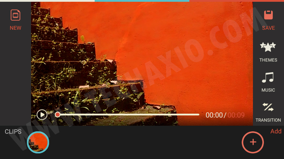 FilmoraGo Screenshot