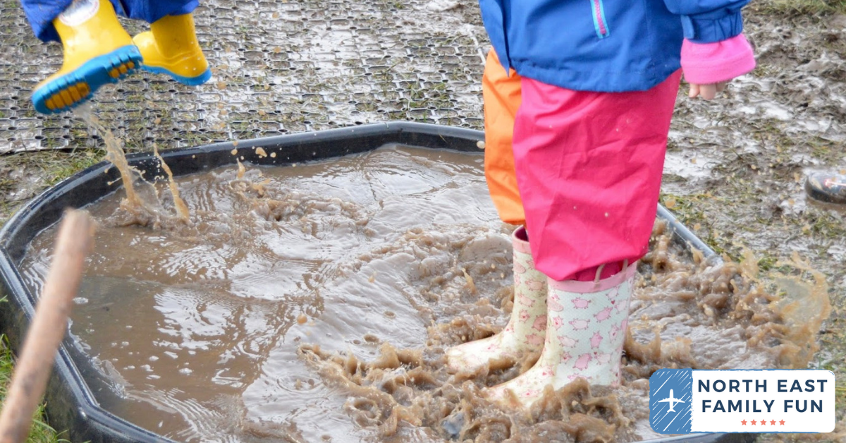Puddle Jumping at WWT Washington Wetland Centre | A Review