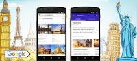 Google presenta Destination: per programmare una vacanza con lo smartphone