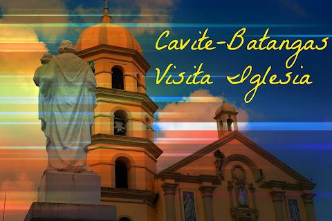 Cavite - Batangas Visita Iglesia