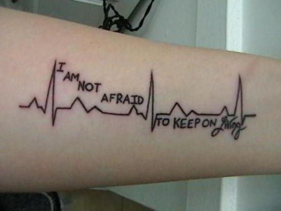 Tatuaje Con La Linea De La Vida Belagoria La Web De Los Tatuajes