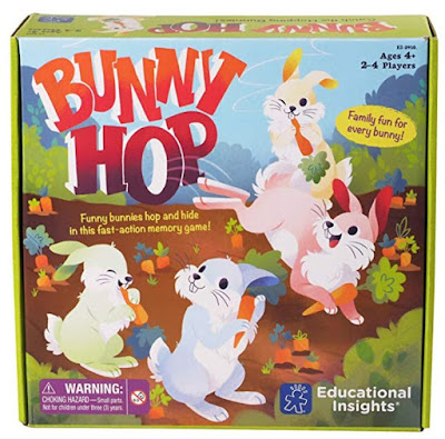 Educational Insights Bunny Hop Board Game