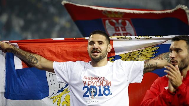 Serbia clasiifica a Rusia 2018