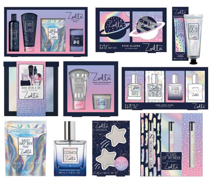 Zoella Beauty Christmas Collection 2018