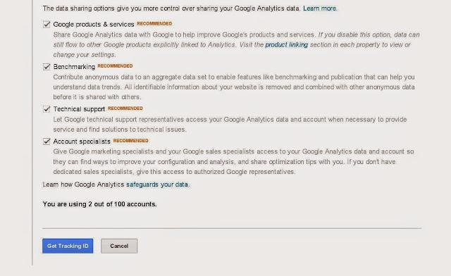 Data Sharing Options