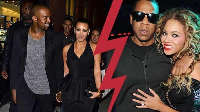 Kanye West Still Furious With Jay Z & Beyonce For Skipping Wedding To Kim Kardashian