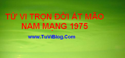 Tu Vi Tron Doi At Mao 1975
