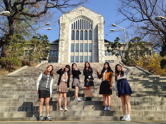 Vì sao nên chọn du học Hàn Quốc?