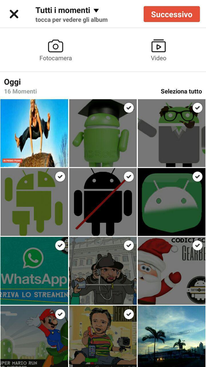 Guida app per fare i video con le foto su android for App per vedere telecamere su android